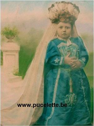 Pucelette de Wasmes 1894