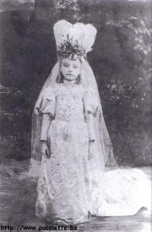 Pucelette de Wasmes 1895