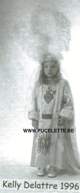Pucelette de Wasmes 1996