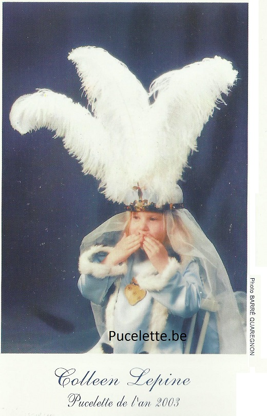 Pucelette de Wasmes 2003